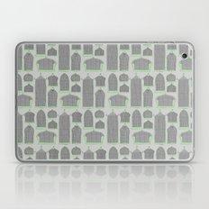 Birdcages (Gray) Laptop & iPad Skin