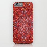 iPhone & iPod Case featuring Internal Kaleidoscopic Daze-2 by Jay's Bizangos