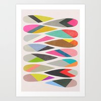 harmony 3 Art Print