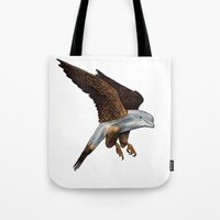 Peregrine Dolphin Tote Bag