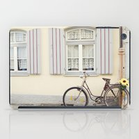 Retro Bike iPad Case