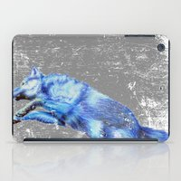 Wolf Pack Sans Pack iPad Case