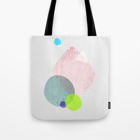 Graphic 123 Tote Bag