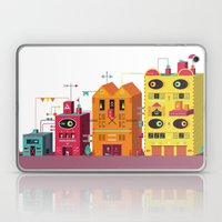 Buildings Laptop & iPad Skin