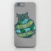 International Group Hug iPhone 6 Slim Case