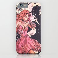 iPhone & iPod Case featuring Halloween Temptation by Enrico Guarnieri 'Ico-dY'