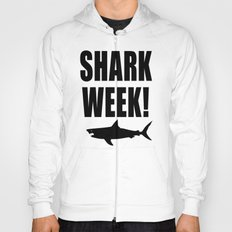 Shark Week Hoody
