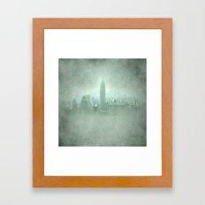 New York Fantasy II Framed Art Print