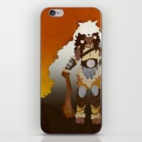 The Barbarian iPhone & iPod Skin