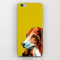 Beagle iPhone & iPod Skin