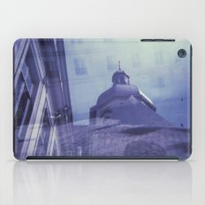 Holga Double Exposure: Eglise Saint-Paul-Saint-Louis, Paris  iPad Case
