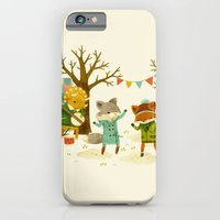 Critters: Spring Dancing iPhone 6 Slim Case