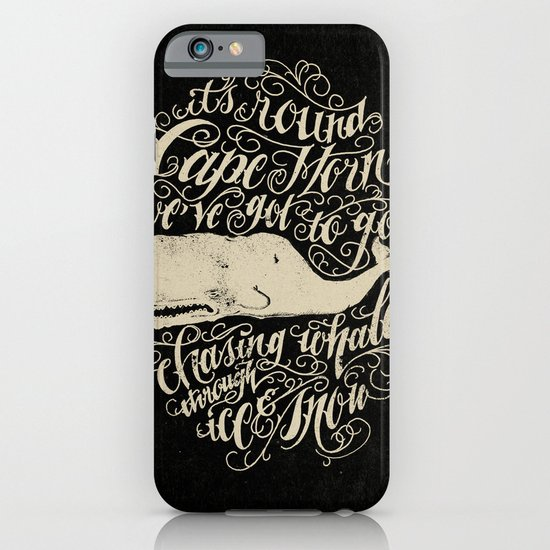 Cape Horn iPhone & iPod Case
