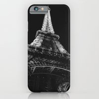 iPhone & iPod Case featuring La Tour Eiffel by LauraWilliams95