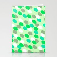 Green Means Go! Stationery Cards