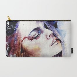 Carry-All Pouch - At times when we are hurt, we learn the most - Gajus Eidi