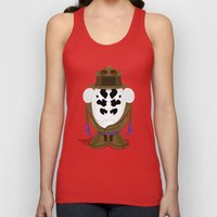Mr Potato R. Unisex Tank Top
