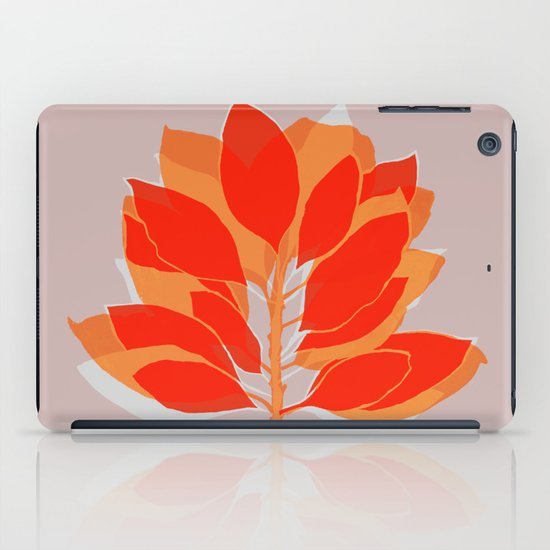 Blossom Spice iPad Case