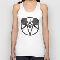 whoreship Unisex Tank Top