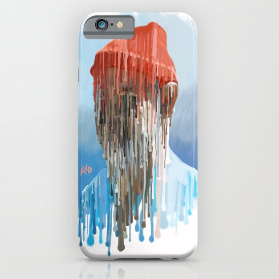 Steve Zissou iPhone & iPod Case