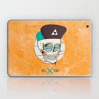 Hell Yeah Skull Laptop & iPad Skin