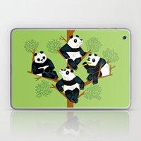 The Pondering Pandas Laptop & iPad Skin