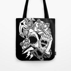 tattoo Tote Bag