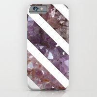 IPHONE: StripedSquareGEO iPhone 6 Slim Case