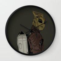 T. R. Wall Clock