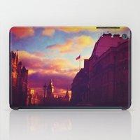 London Sunset iPad Case