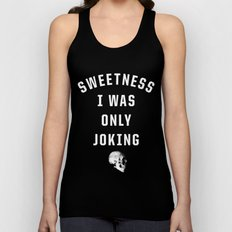 Sweetness Unisex Tank Top