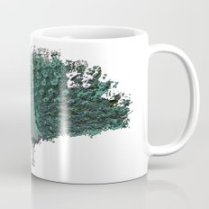 Peacock -blue Mug