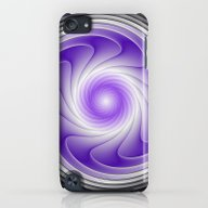 The Power Of Purple Digi… iPod touch Slim Case