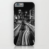 iPhone & iPod Case featuring Naha Traffic by MistyAnn