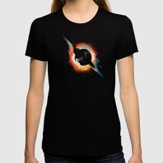 Void (introversive ed) Womens Fitted Tee Black SMALL