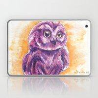 Cute Lil' Ol' Owl Laptop & iPad Skin