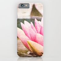iPhone & iPod Case featuring Lotus by Around the Island (Robin Epstein)