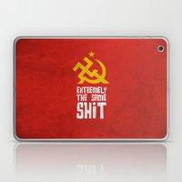 Extremists Laptop & iPad Skin