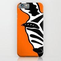 Two Face Zebra iPhone 6 Slim Case
