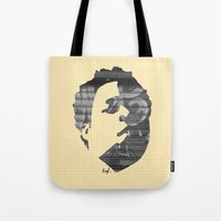 Dynamik Face Tote Bag