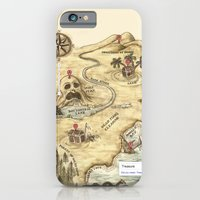 Did You Mean Treasure Island? iPhone 6 Slim Case