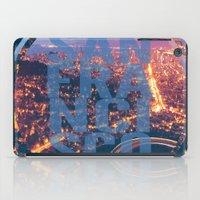 THE CITY iPad Case