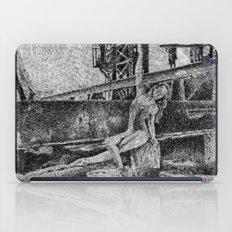 Fingerprint - Dance iPad Case