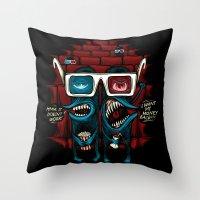 The 3D Fake Throw Pillow