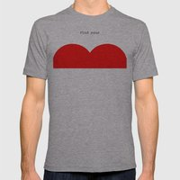 find your half (1 of 2 parts)  Mens Fitted Tee Athletic Grey SMALL