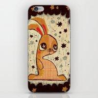 The Velveteen Rabbit iPhone & iPod Skin