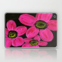 Statement Flowers Laptop & iPad Skin