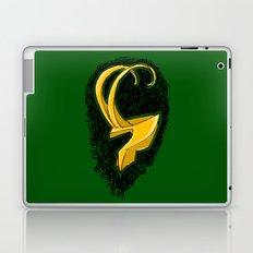 Loki's Helmet (Thor / the Avengers) Laptop & iPad Skin