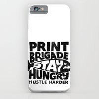 Hustle Harder iPhone 6 Slim Case