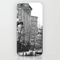 iPhone & iPod Case featuring historic gastown  by LeoTheGreat